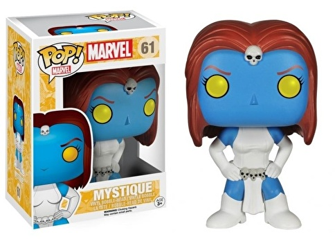 Funko Marvel Classic X Men Mystique POP Renkli